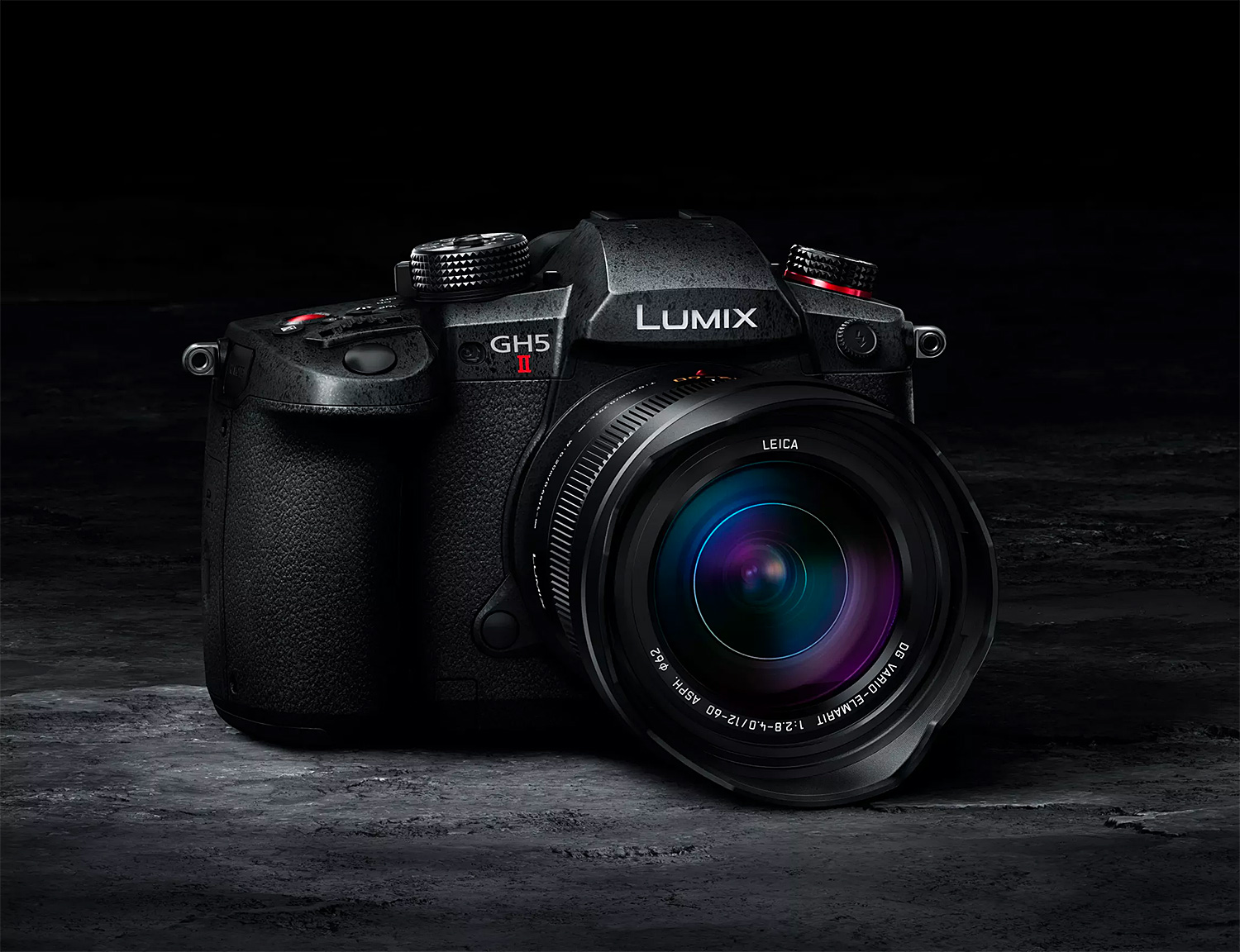 Shoot Video Like a Pro with Panasonic's GH5 Mark II at werd.com