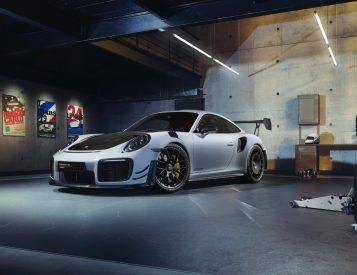 """Porsche Will Make """"Special Wishes"""" Come True with Sonderwunsch Program"""