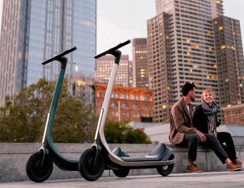 Scotsman is the Worlds First 3D Printed Carbon Fiber Electric Scooter
