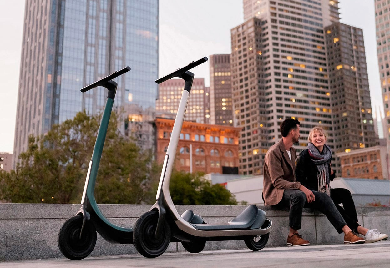 Scotsman is the Worlds First 3D Printed Carbon Fiber Electric Scooter at werd.com