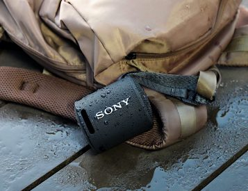 Strap This Sony Speaker To Your Beach Bag