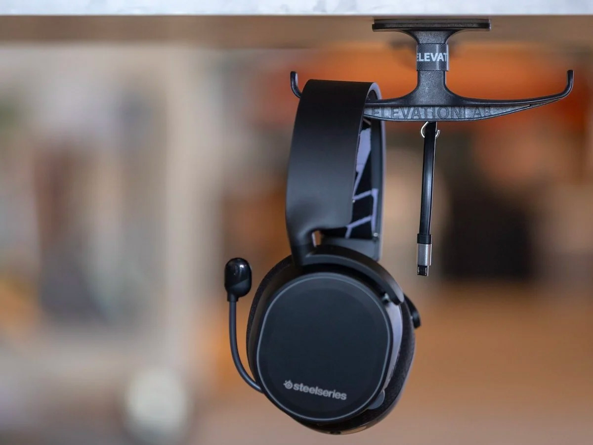 Keep Your Headphones Handy with The Anchor Pro at werd.com