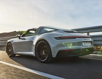 For 2022, Porsche Rolls Out a Faster, Leaner 911 GTS