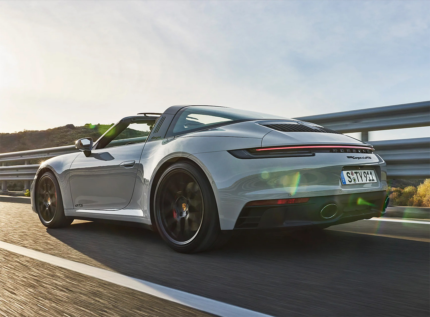 For 2022, Porsche Rolls Out a Faster, Leaner 911 GTS at werd.com