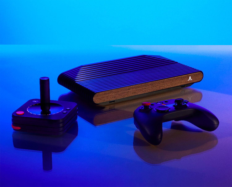 Atari Returns with Retro VCS Console at werd.com