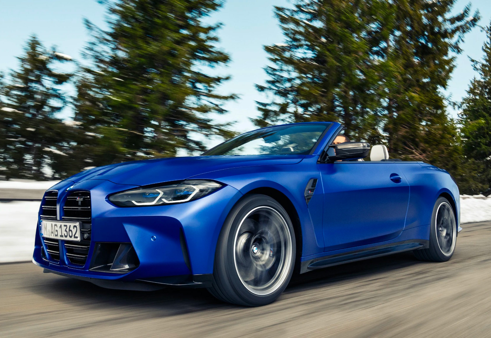 BMW Introduces 2022 M4 Competition Convertible xDrive at werd.com