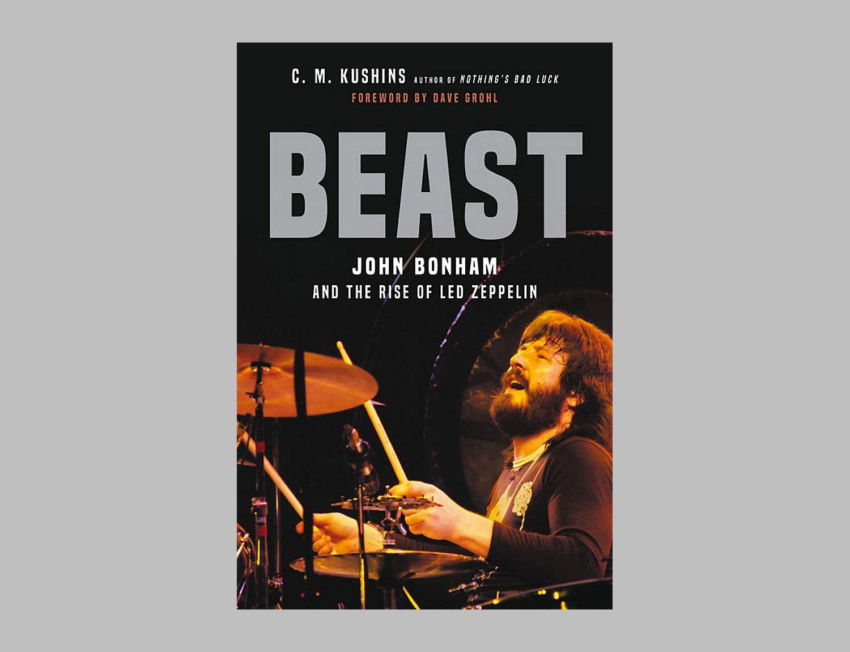 Beast: John Bonham and the Rise of Led Zeppelin at werd.com