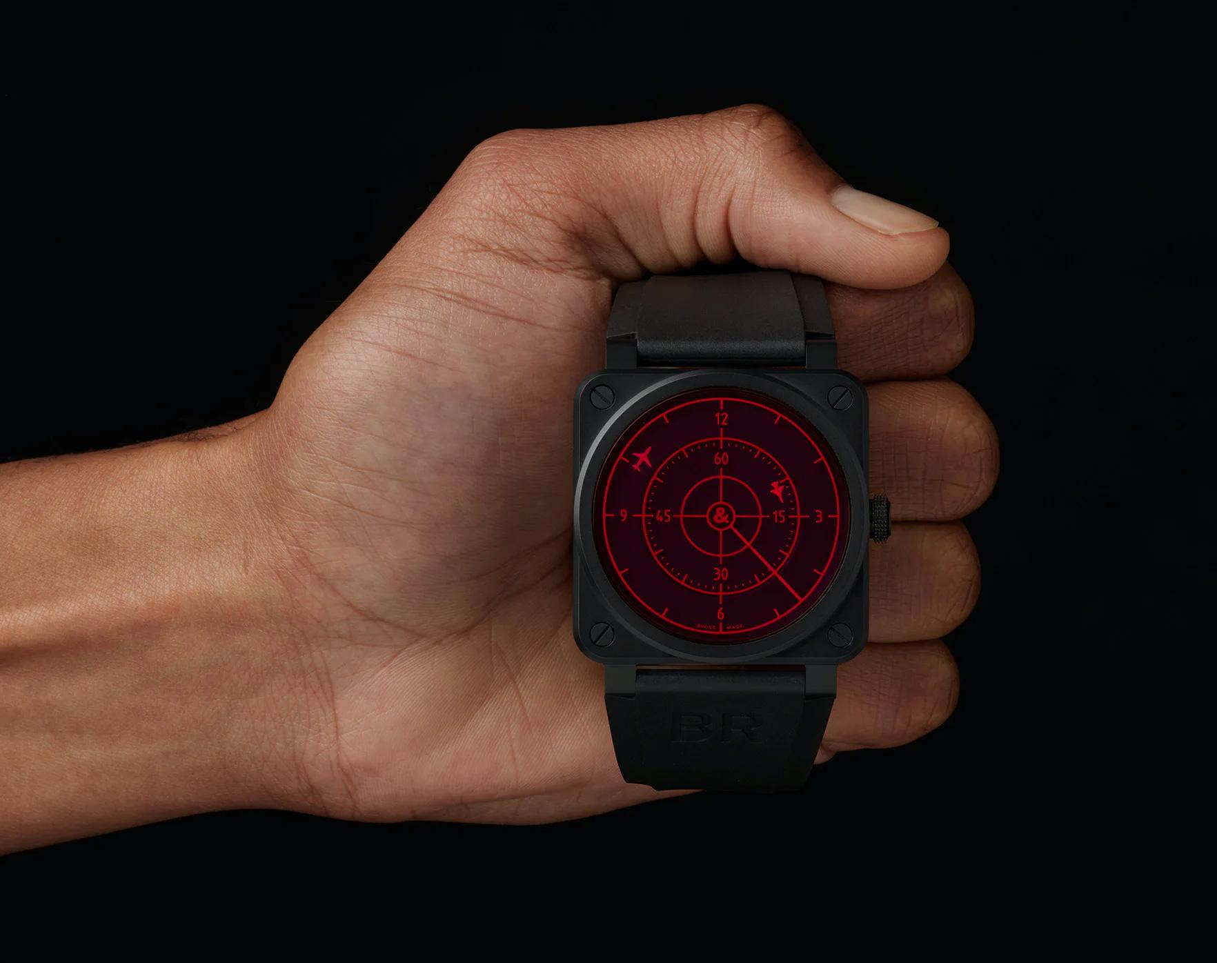 Bell & Ross Put Radar On Your Wrist at werd.com