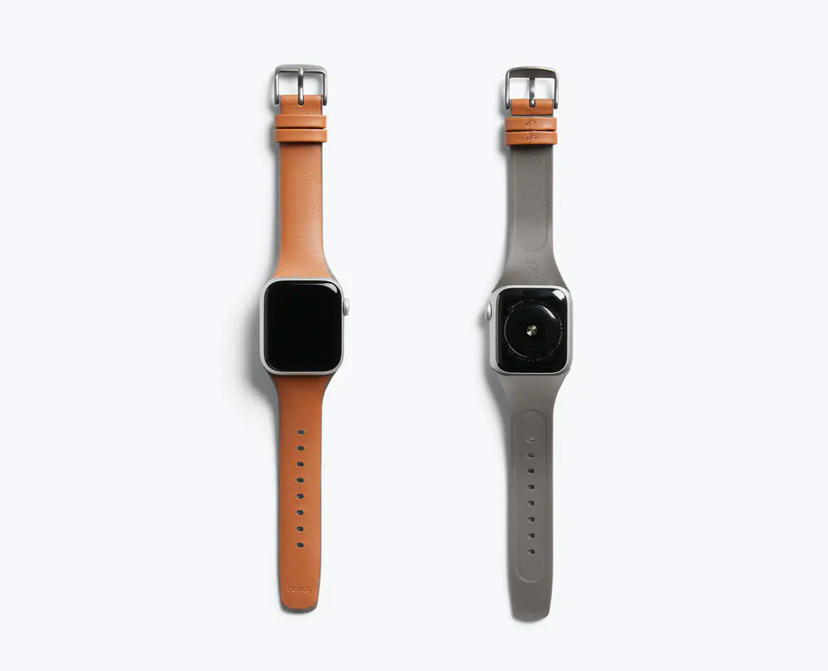 Bellroy Dresses Apple Watch Up in Leather at werd.com