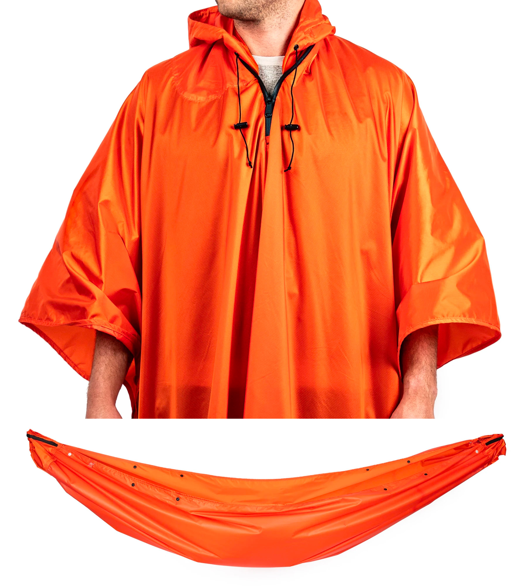 Campo is a Packable Poncho, Hammock & More at werd.com