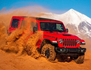 Go Really Off-Road with Jeep's 2022 Wrangler Xtreme Recon Package