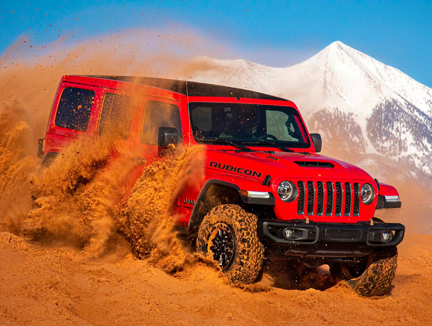 Go Really Off-Road with Jeep's 2022 Wrangler Xtreme Recon Package at werd.com
