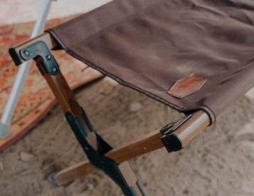 The WS Folding Bench Looks a Lot Like a Cot