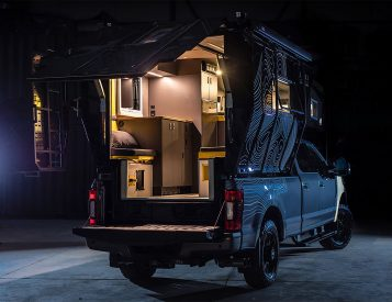 Go Off-Road Extreme with Loki's Falcon Series Campers