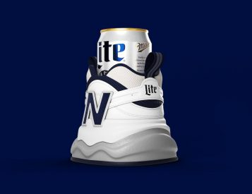 Perfect Fit: New Balance x Miller Lite Shoezie
