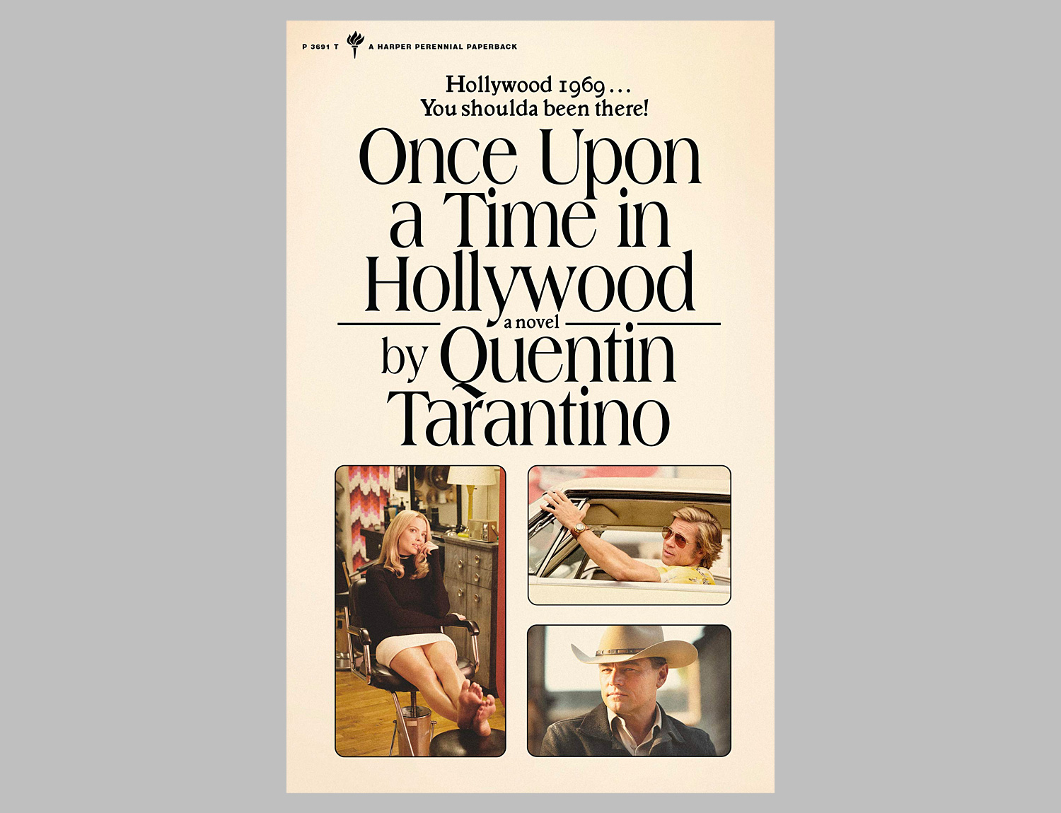 Once Upon a Time in Hollywood: A Novel at werd.com