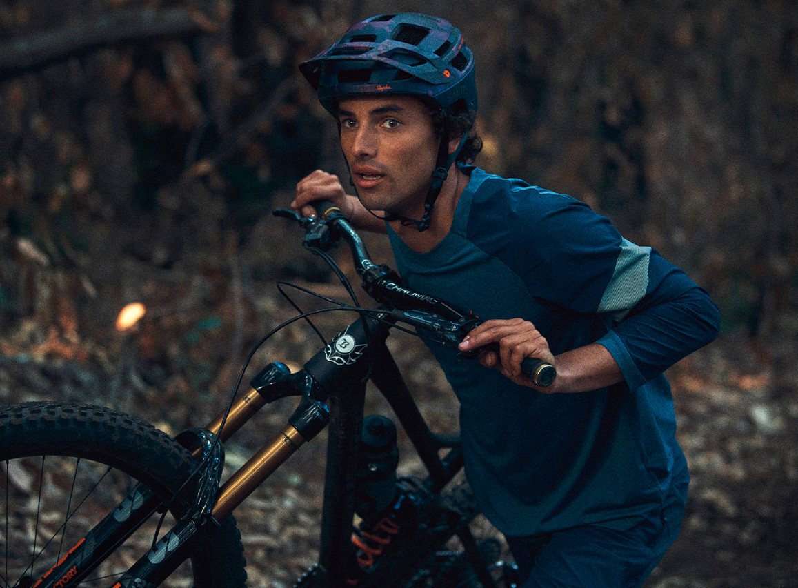 Rapha Cycling Introduces Performance Trailwear Collection at werd.com