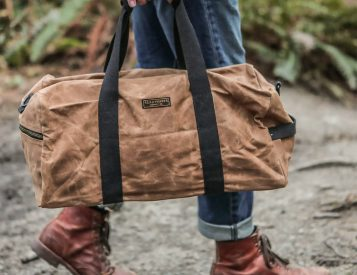 This Rugged Duffel is Built for Adventure