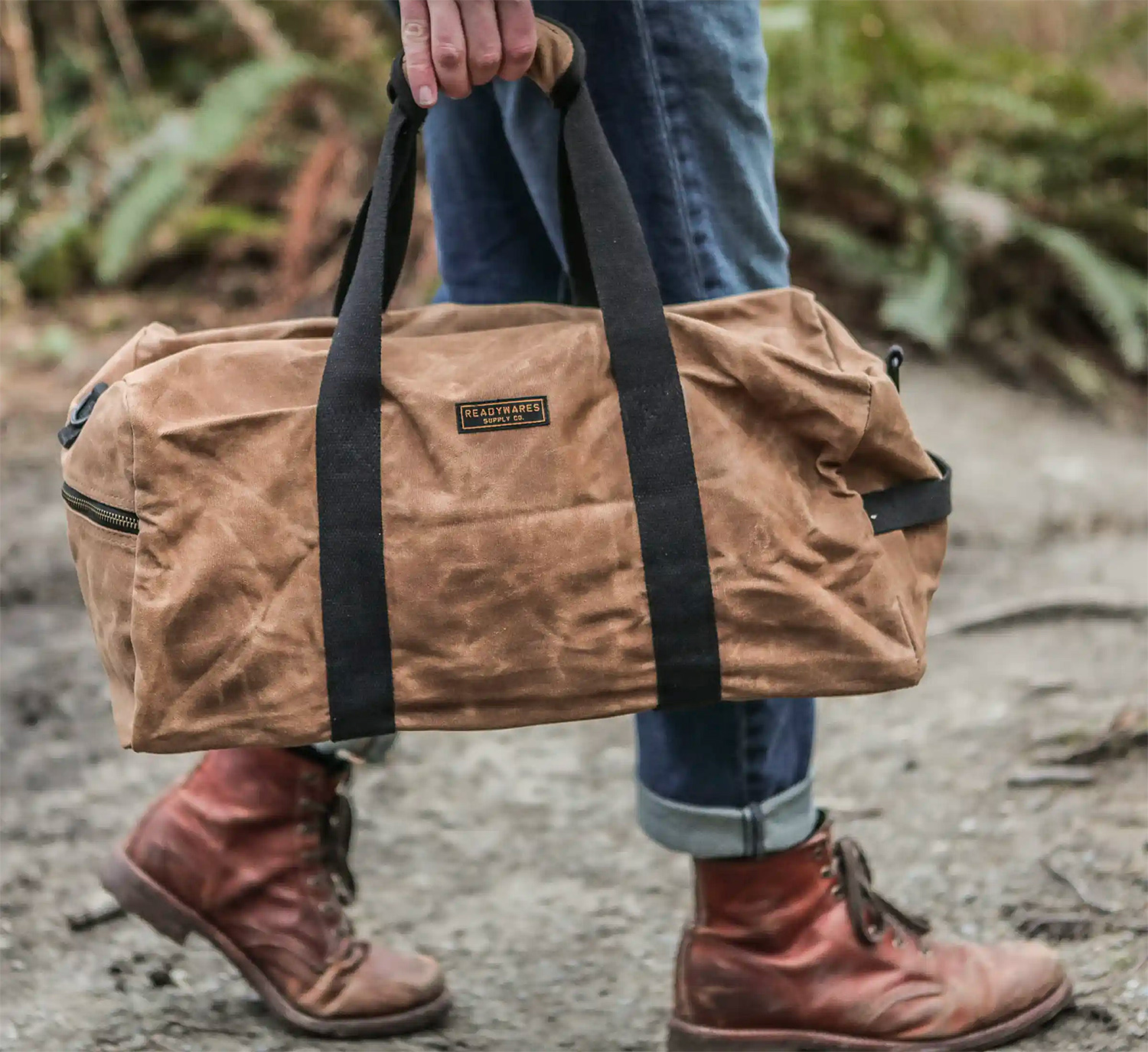 This Rugged Duffel is Built for Adventure at werd.com