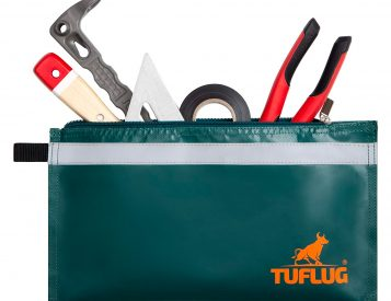 Keep Tools & Gear Out of the Elements with TUFLUG Tool Pouches