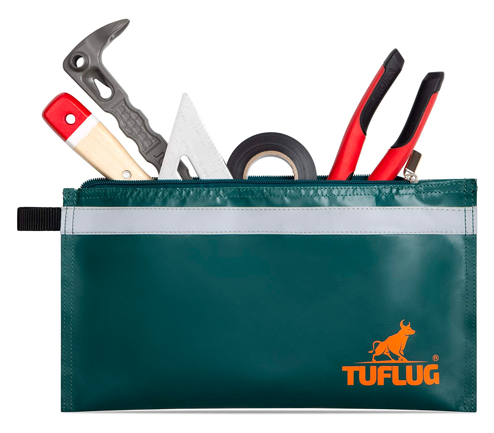 Keep Tools & Gear Out of the Elements with TUFLUG Tool Pouches at werd.com