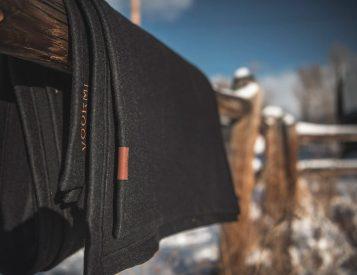 Voormi's Overlook Blanket is an All-Weather Traveler