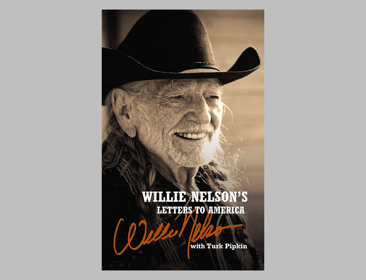 Willie Nelson's Letters to America at werd.com