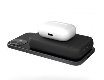 Portable Power for Your MagSafe Device: Zens Magnetic Dual Powerbank