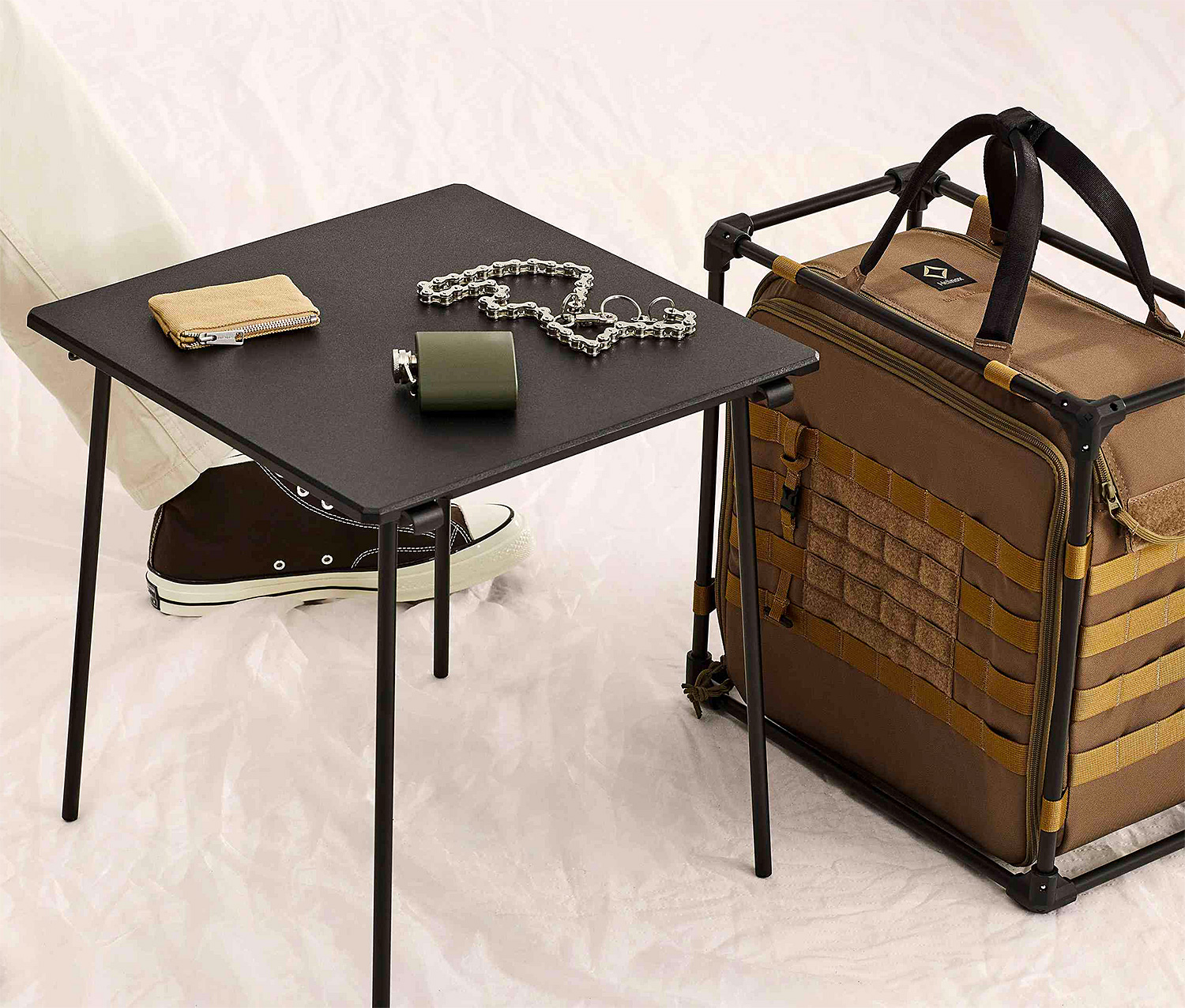Get To Work Anywhere with a Tactical Field Office at werd.com