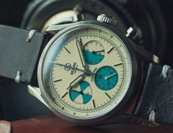 Nezumi Studio Unveils Tonnerre Mecha-Quartz Chronograph