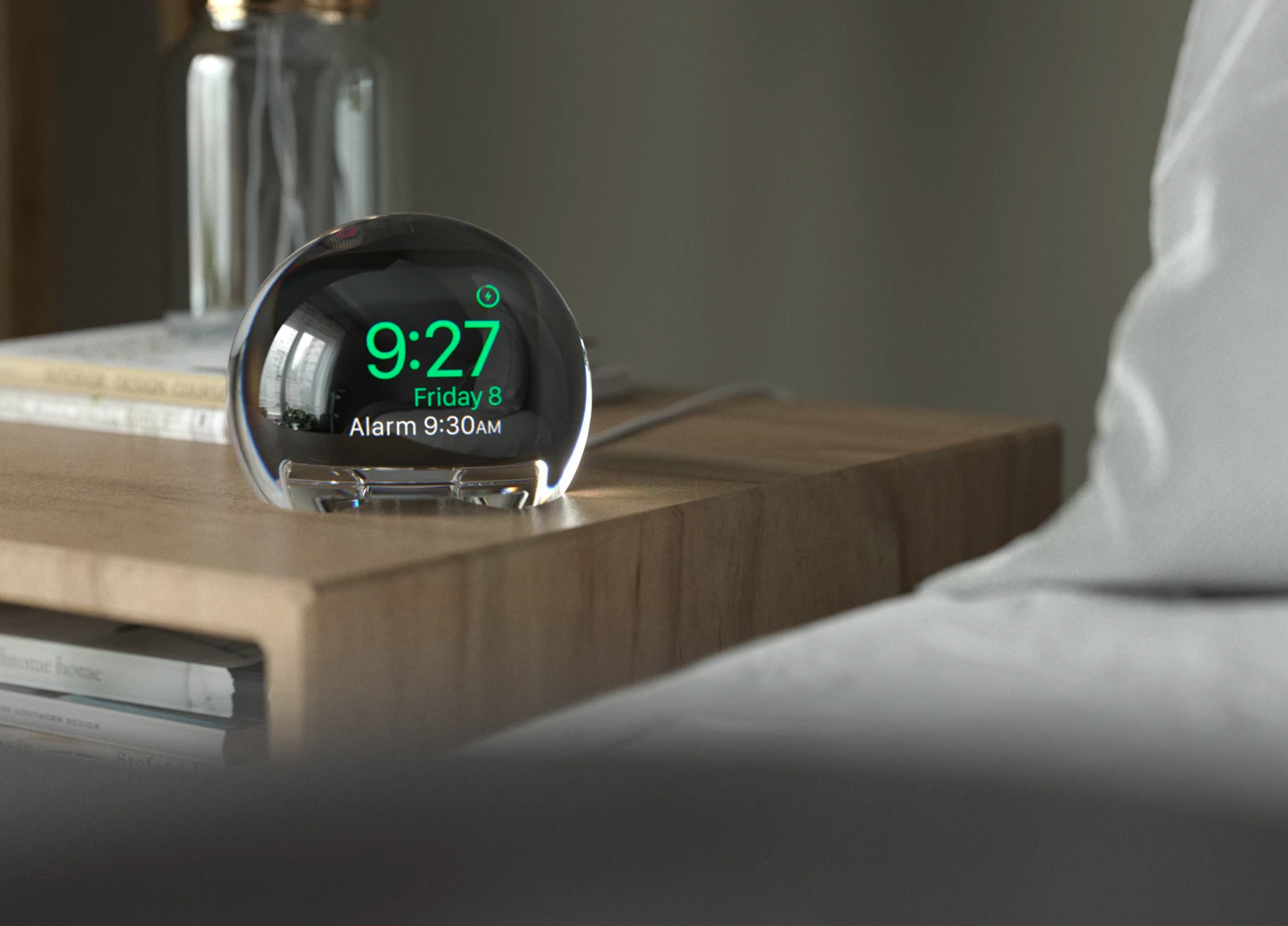 Turn Your Apple Watch into an Actual Alarm Clock at werd.com