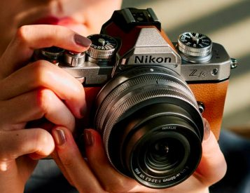 Nikon Z fc Blends Classic Looks with Today's Tech