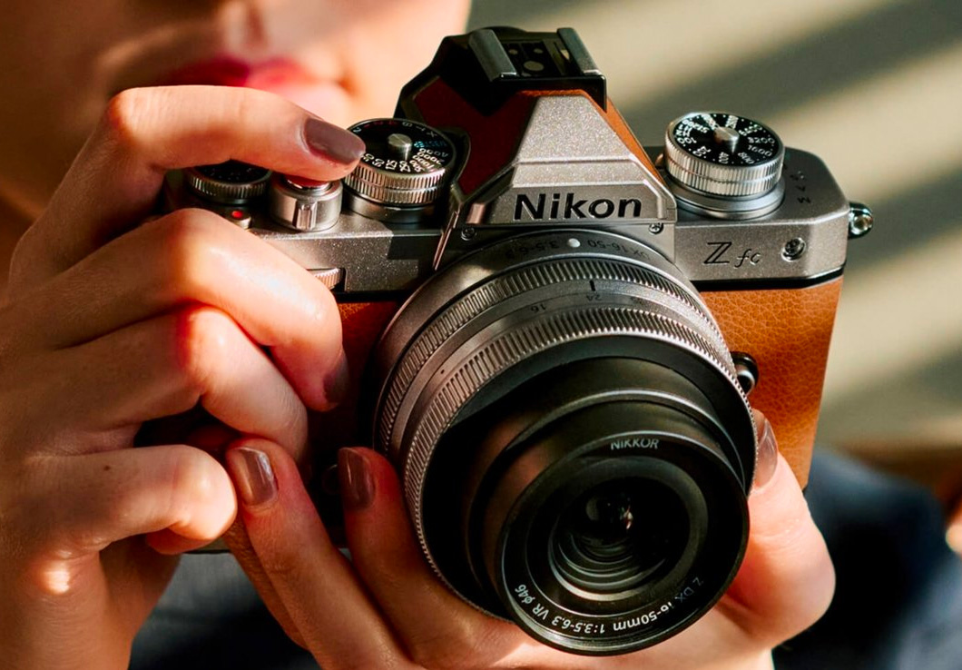 Nikon Z fc Blends Classic Looks with Today's Tech at werd.com