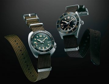 Seiko Revives Two Classic Automatic Divers