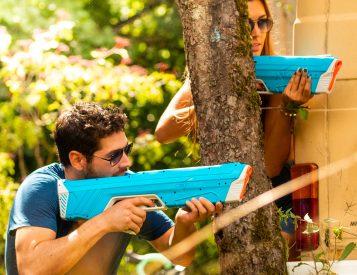 Have a Blast this Summer: SpyraTwo Digital Water Gun