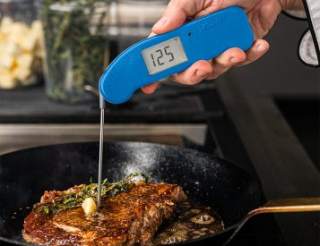 Don't Scorch Your Meat this Summer, Get Thermapen ONE