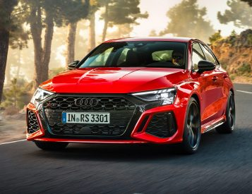 Audi Unveils Faster, More Powerful 2022 RS3