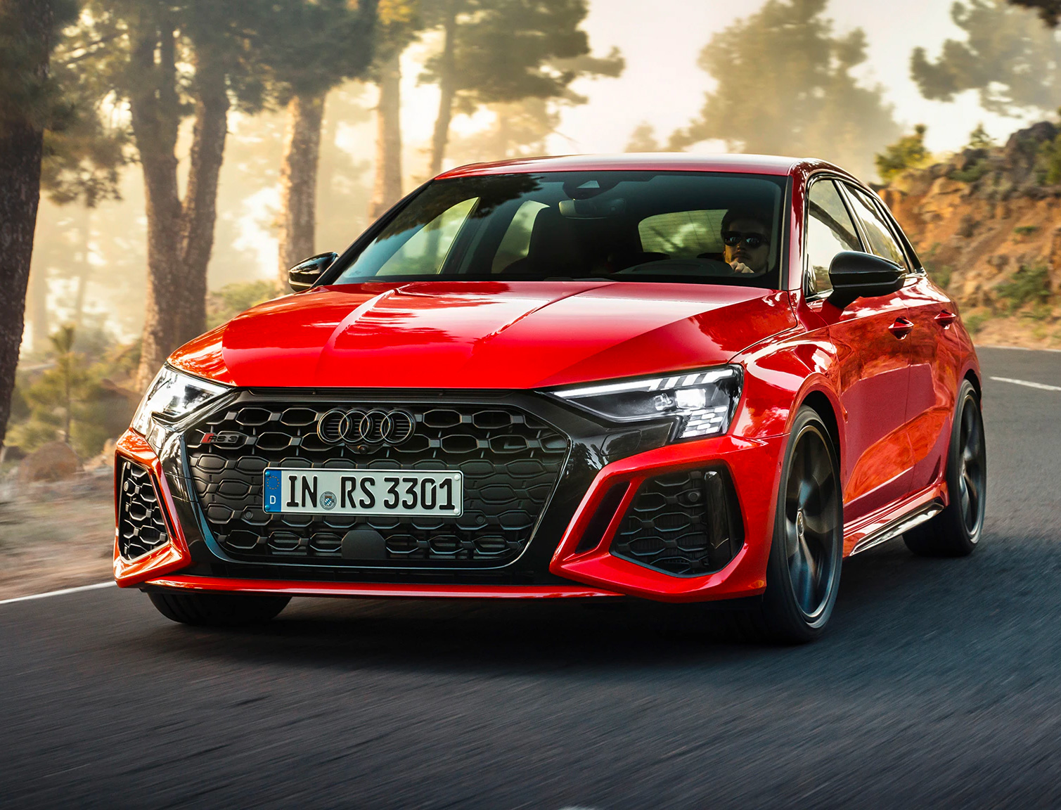 Audi Unveils Faster, More Powerful 2022 RS3 at werd.com