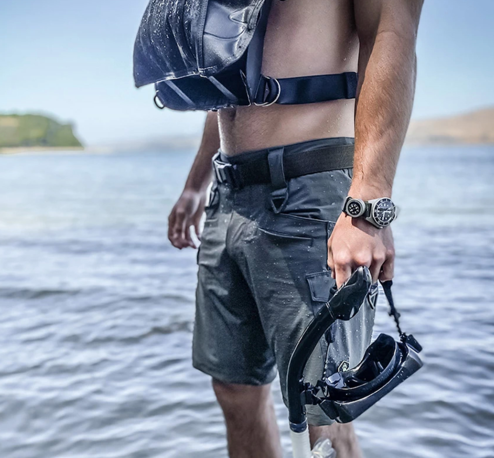 Your Cargo Shorts are Not as Gnarly as These at werd.com