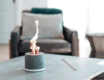 Make S'Mores Indoors with FLÎKR Fire2