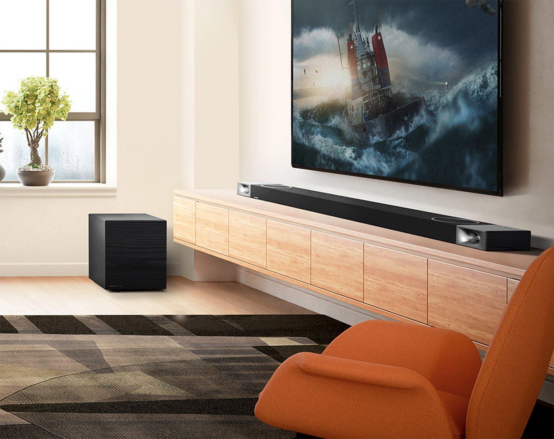 Klipsch Introduces Dolby Atmos in Cinema 1200 Soundbar at werd.com