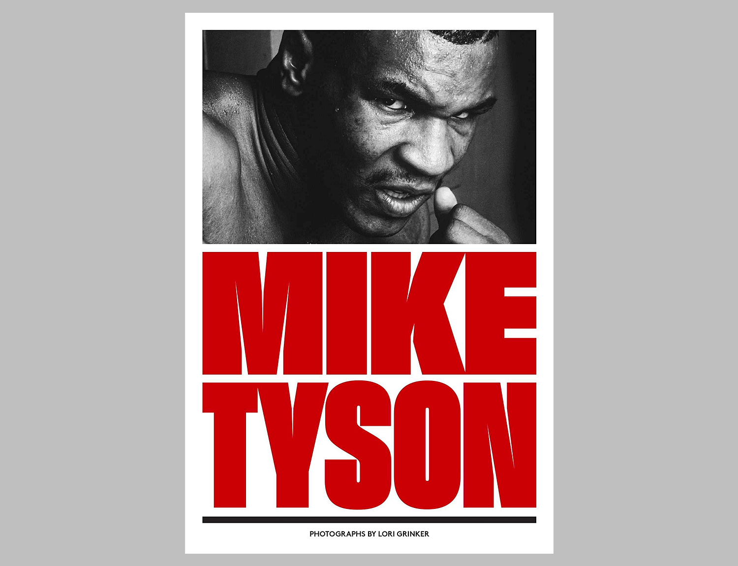 Mike Tyson: Photographs By Lori Grinker at werd.com