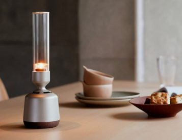 This Sony Speaker Sends Sound Through Glass