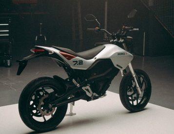 Zero Motorcycles Unveils FXE Urban Electric