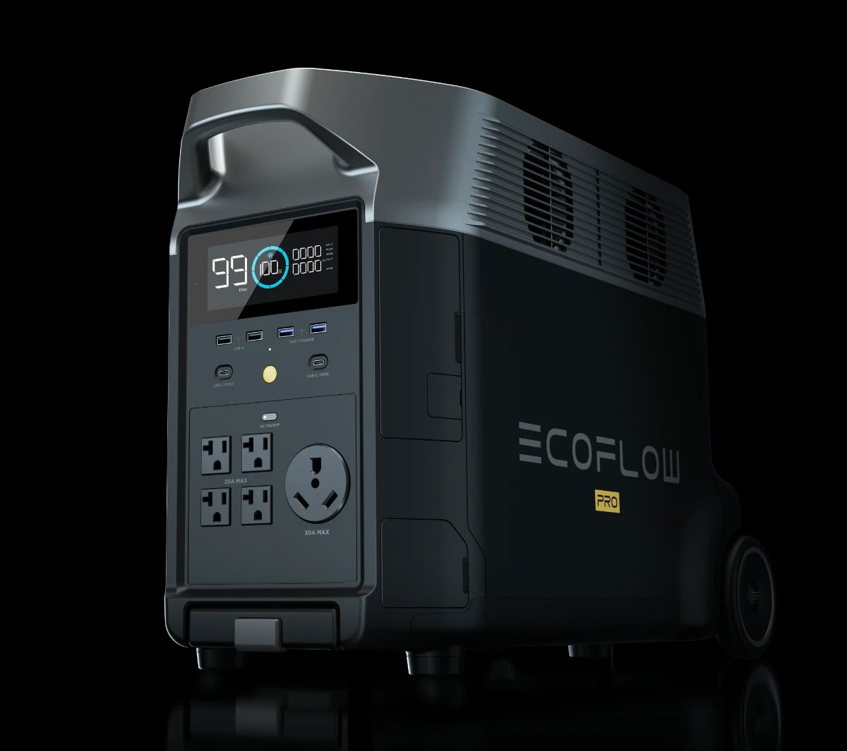 Power Everything, Including Your Home with this Backup Battery at werd.com