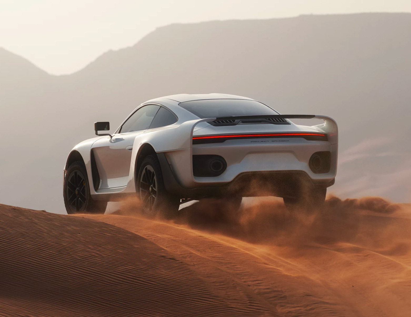 """The Latest """"Gemballa"""" Porsche Variant is Built for Off-Road Action at werd.com"""