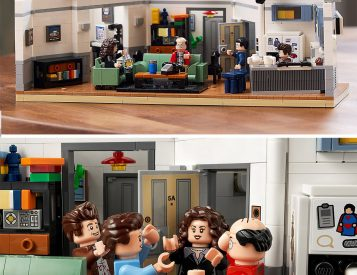LEGO Seinfeld Set Recreates the Classic Sitcom
