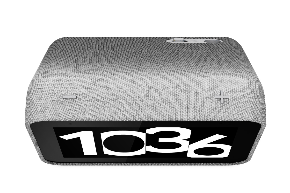 Lenovo's Smart Clock 2 is a No-Brainer at werd.com