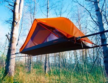 Get Off the Ground with the Aerial 1 Tree Tent