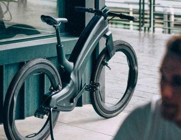 Reevo Introduces Hubless E-Bike